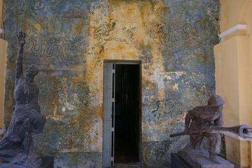 Ho Chi Minh City - Museum, Tunnelgang