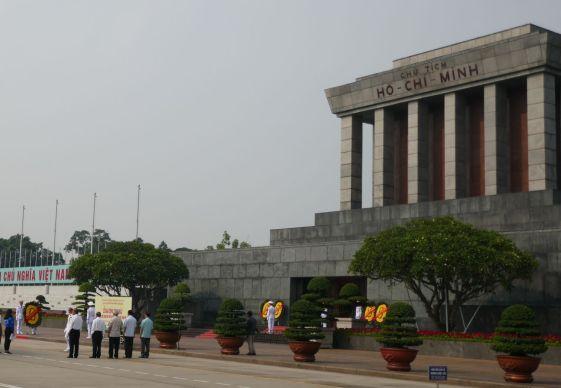 Hanoi - Mausoleum