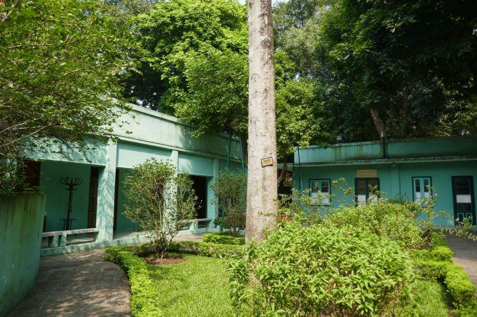 Hanoi - Krankenstation beim Ho Chi Minh-Haus