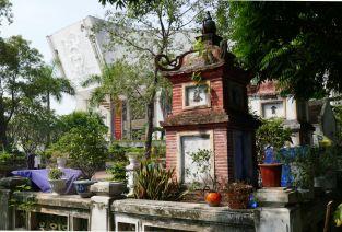 Hanoi - II - Ho Chi Minh Haus - Park, Museum