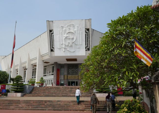 Hanoi - Ho Chi Minh-Museum