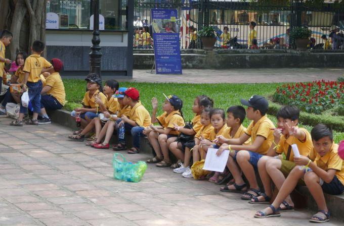 Hanoi - II - Literaturtempel-10