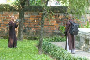 Hanoi - II - Literaturtempel-12