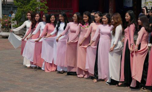 Hanoi - II - Literaturtempel-14