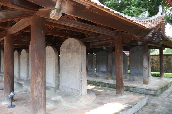 Hanoi - II - Literaturtempel-15