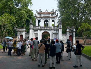Hanoi - II - Literaturtempel-18
