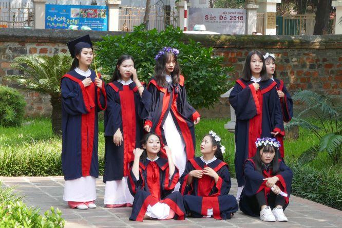 Hanoi - II - Literaturtempel-19