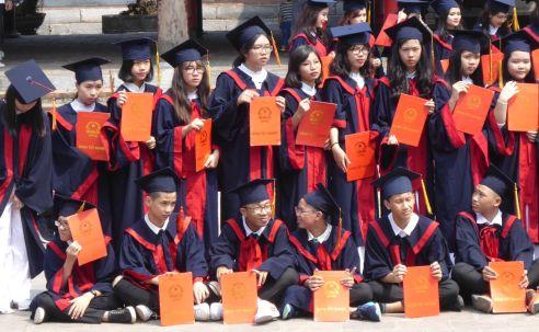 Hanoi - II - Literaturtempel-2