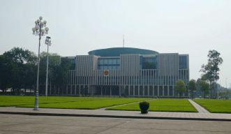 Hanoi - Parlamentsgebäude