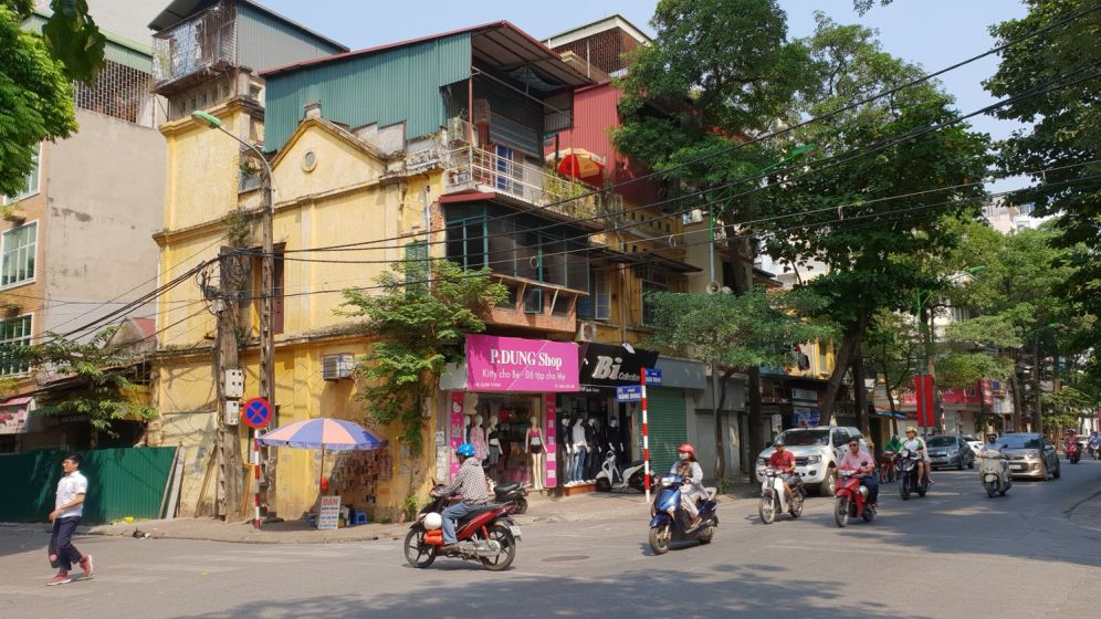 Hanoi - II - Stadt-1