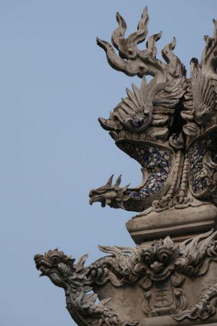 Hanoi - Tempel
