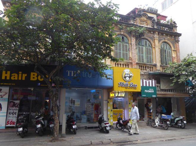 Hanoi - Altstadt mit Kolonialbauten
