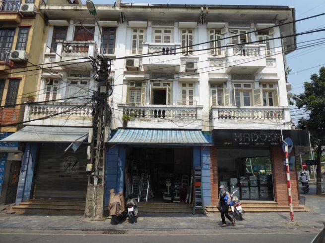 Hanoi - Gebäude aus der Kolonialzeit