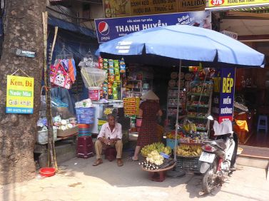 Hanoi - Ladengeschäft