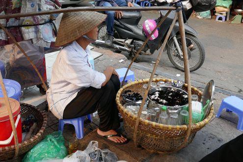 Hanoi - Garküche