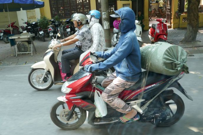 Hanoi - Mopeds