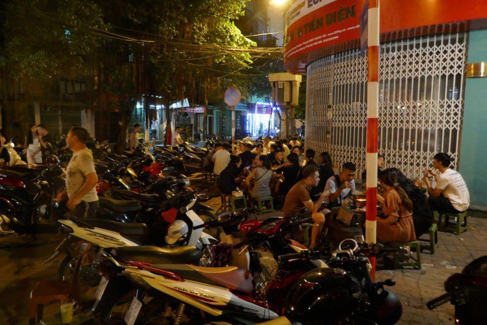 Hanoi - Nacht-5