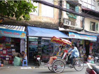 Hanoi - Rickscha