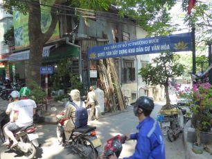 Hanoi - Strassen-Szene-12