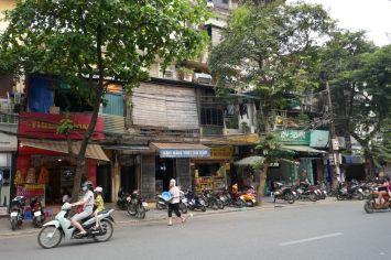 Hanoi - Altstadt