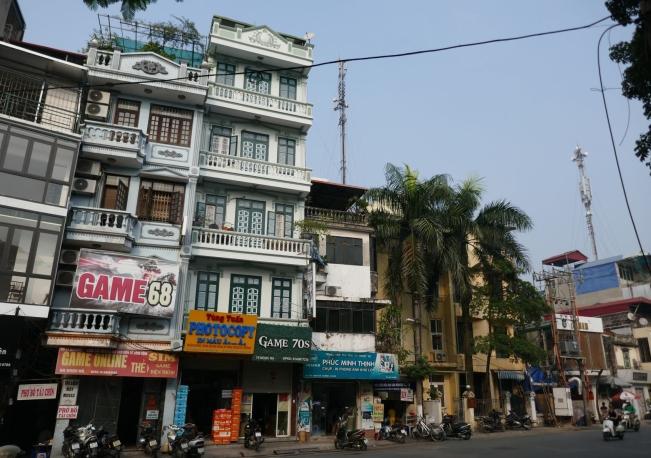 Hanoi - Titel Bericht 2