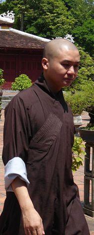 Hue - Geschichte - Mönch