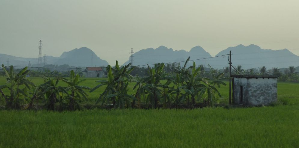 Hanoi-Halong - Landschaft-5
