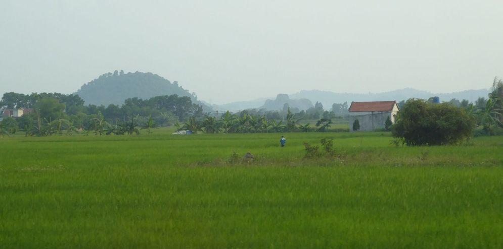 Hanoi-Halong - Landschaft-6