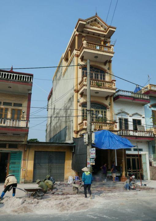 Hanoi-Halong - Stadt-11