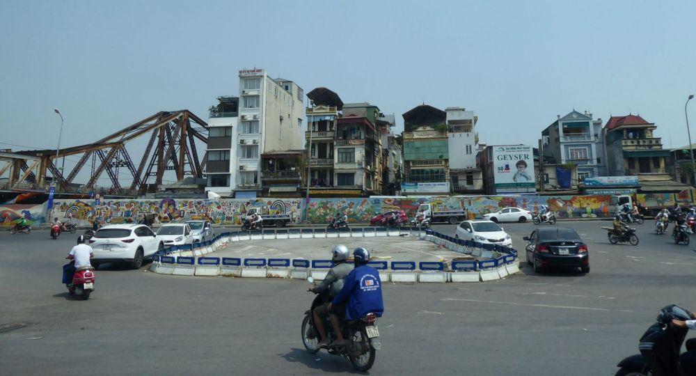 Hanoi-Halong - Stadt-3