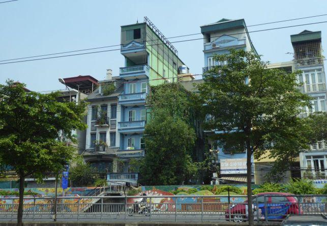 Hanoi-Halong - Stadt-4