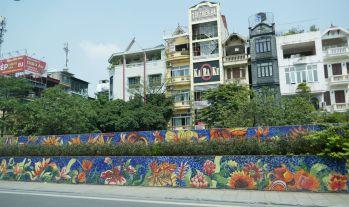 Hanoi-Halong - Stadt-6