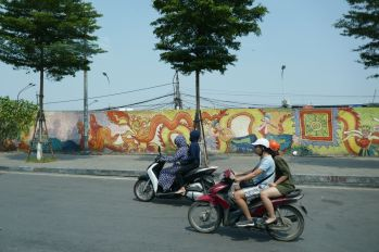 Hanoi-Halong - Stadt-7