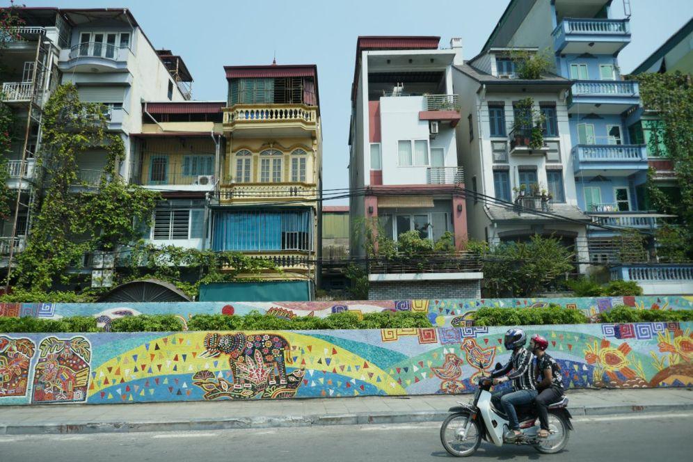 Hanoi-Halong - Stadt-9
