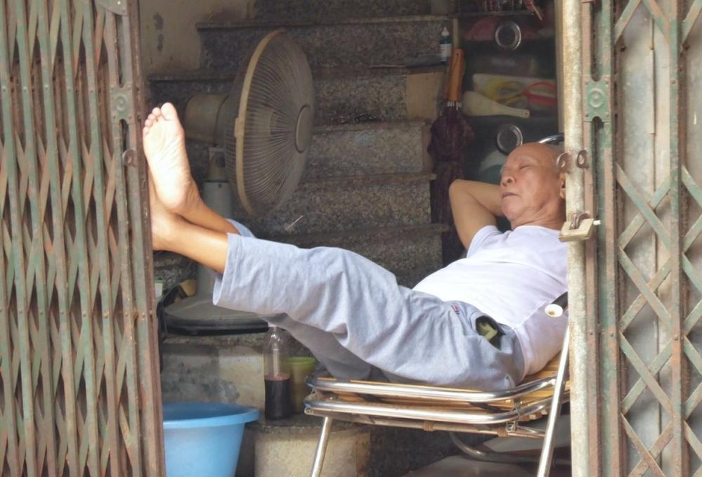 Hanoi - Ruhepause